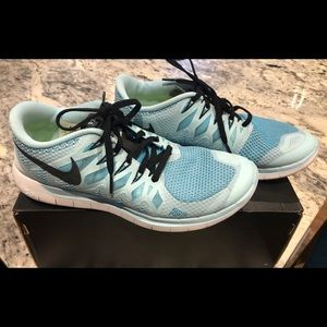 Nike Free 5.0 women's size 10 MINT CONDITION